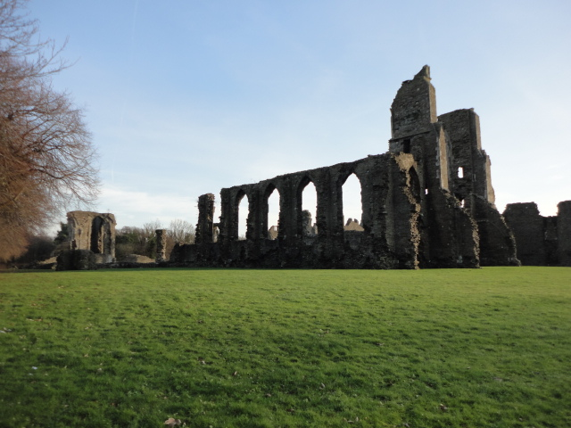 Jeff's Blog – My visit to Neath Castle and Neath Abbey ...