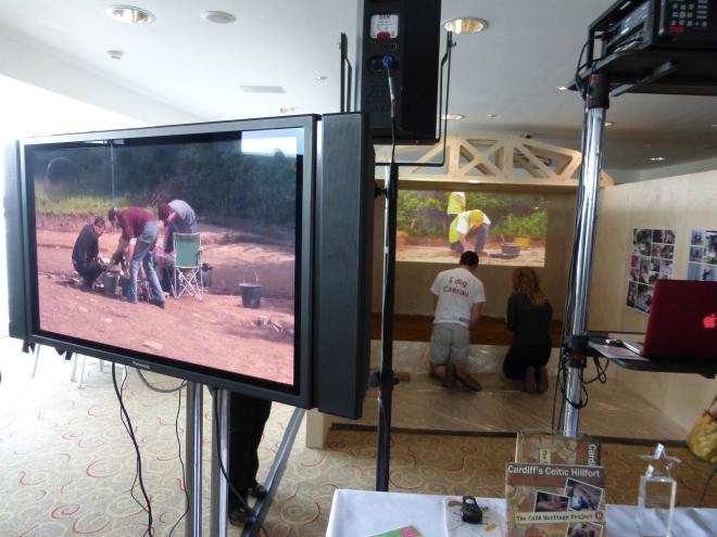 Special screening of the 'Caeraustock' short films ..