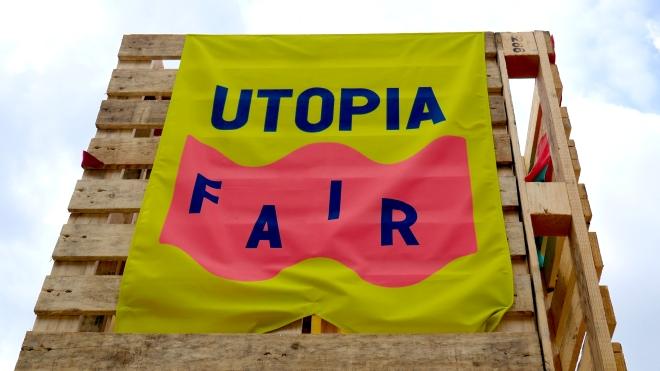 The Utopia Fair, Somerset House, London, 24-26 June 2016