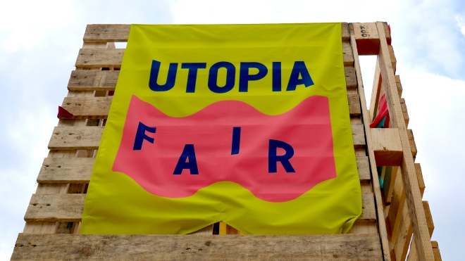 The Utopia Fair, Somerset House, London, 24-26 June 2016